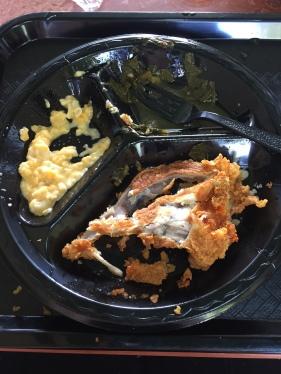 Pannie George meal