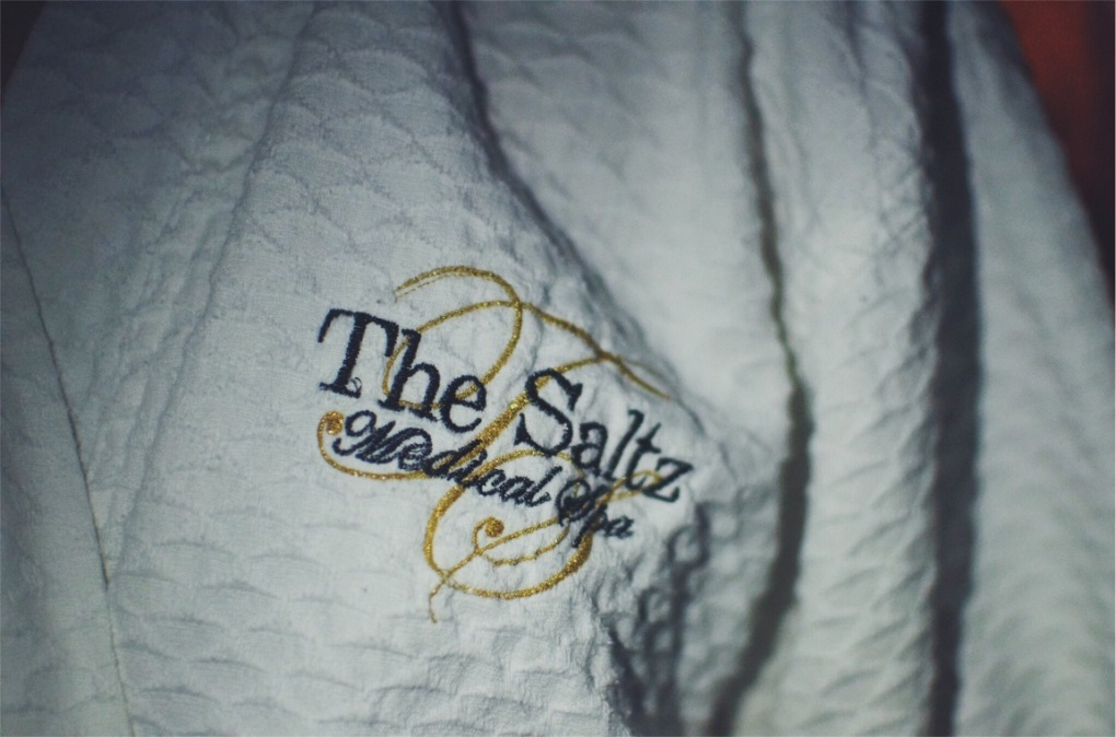 Saltz medical spa himalayan salt cave miles of menus for A classic salon greer sc